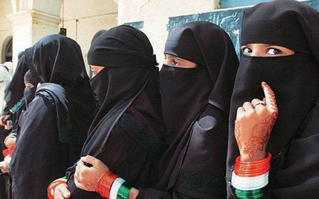 लोकसभा चुनाव: भाजपा प्रत्याशी का दावा, बुर्के वाली महिलाएं कर रहीं फर्जी मतदान