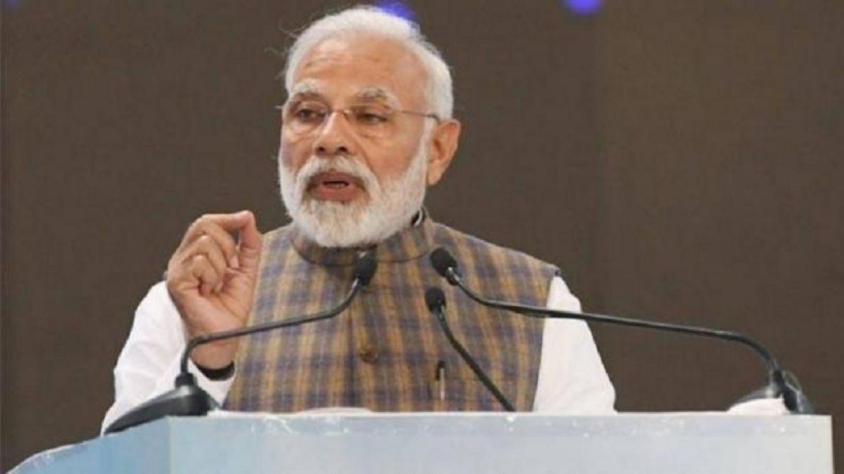 कर्नाटक में बोले पीएम मोदी, कहा- आज आपके विश्वास से अंतरिक्ष में भी बज रहा भारत का डंका