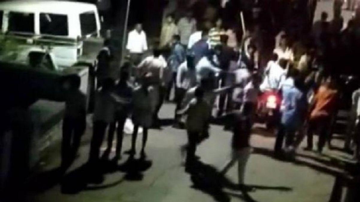 आंध्र प्रदेश: चुनाव के दौरान अनंतपुर में भड़की हिंसा, धारा 144 लागू