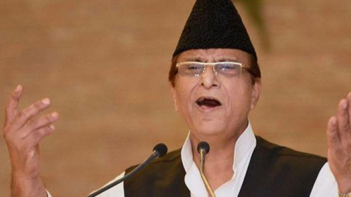अली और बजरंगबली के विवाद पर आज़म खान ने तोड़ी चुप्पी, दिया बड़ा बयान