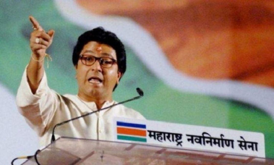 पीएम मोदी पर हमलावर हुए राज ठाकरे, कहा- इंदिरा-नेहरू को गाली देते हो फिर भी...
