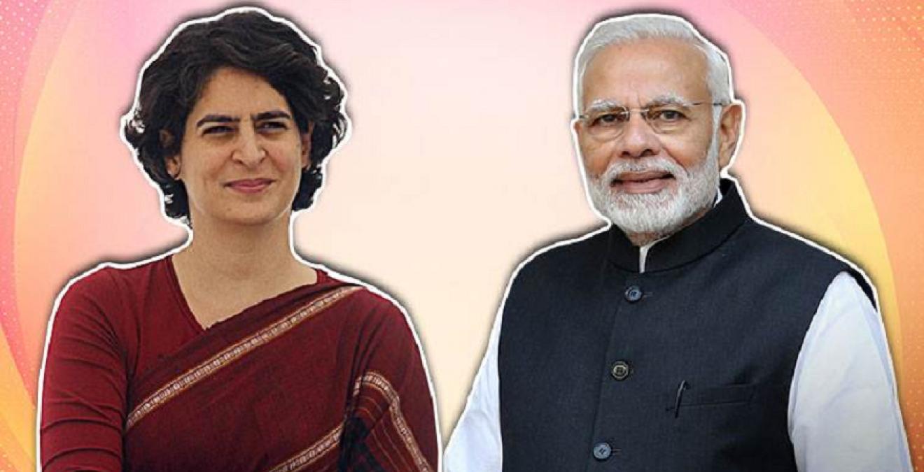 वाराणसी लोकसभा सीट: ... तो क्या पीएम मोदी के खिलाफ चुनाव लड़ेंगी प्रियंका गाँधी ?