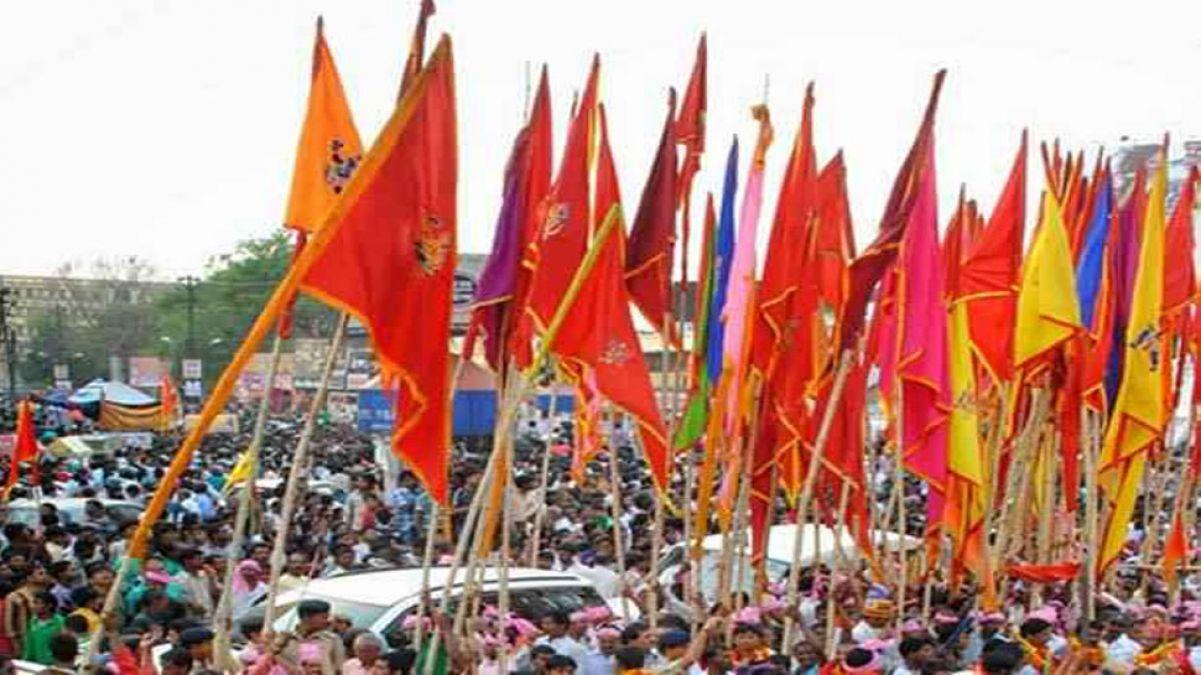 रांची: रामनवमी के जुलुस में भड़की हिंसा, दो गुट आपस में भिड़े