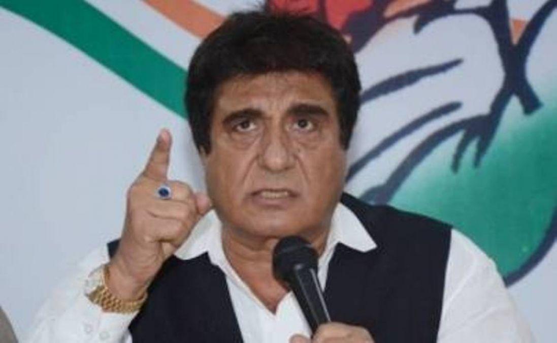 वाड्रा की राजनीतिक एंट्री पर कुछ ऐसा बोल गए राज बब्बर