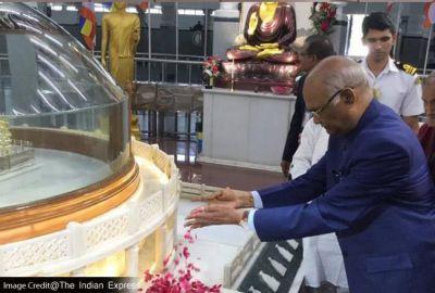 अंबेडकर जयंती: राष्ट्रपति रामनाथ कोविद आज महू में