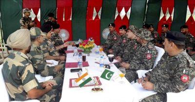 भारत-पाक करेंगे संयुक्त सैन्य अभ्यास !