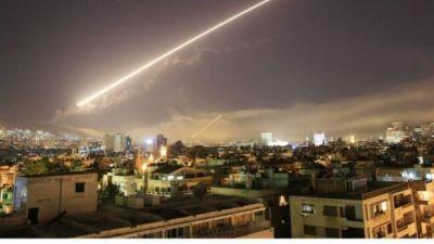 सीरिया पर अमरीकी हमलें से चीन नाराज़