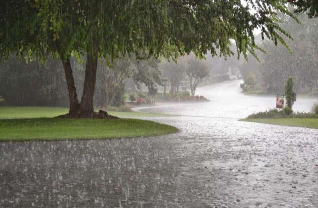 यूपी समेत देश के कई राज्यों में हो सकती है ओलावृष्टि और भारी बारिश