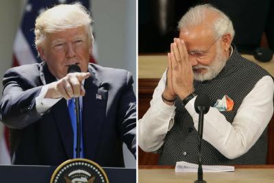 चीन के बाद, अब भारत अमेरिका की नज़र में
