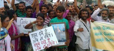 1 मई को फिर विरोध प्रदर्शन करेंगे दलित