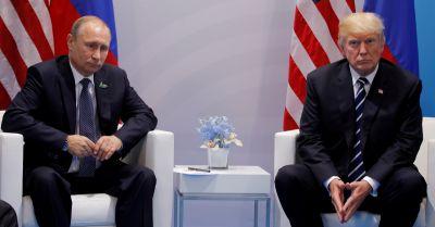 सीरिया पर हमले के कारण अमेरिका से नाराज व्लादिमीर पुतिन