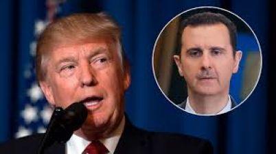 सावधान सीरिया ! फिर हो सकता है मिसाइल अटैक- ट्रम्प