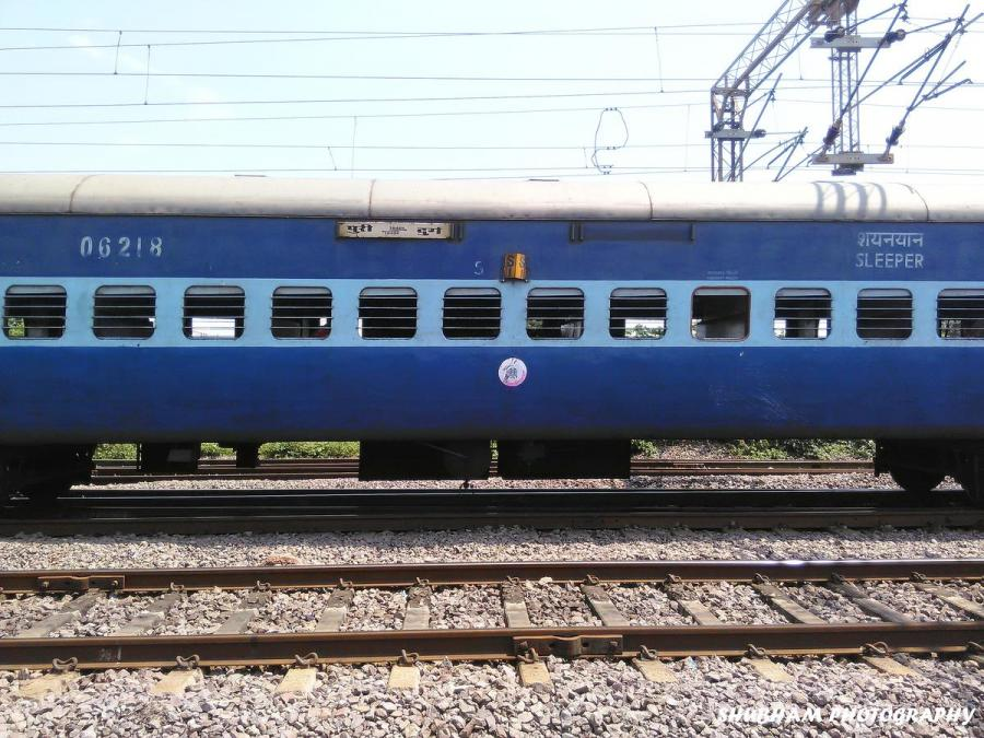 Mumbai teen climbs atop train coach to take selfies, holds high voltage wire; critical