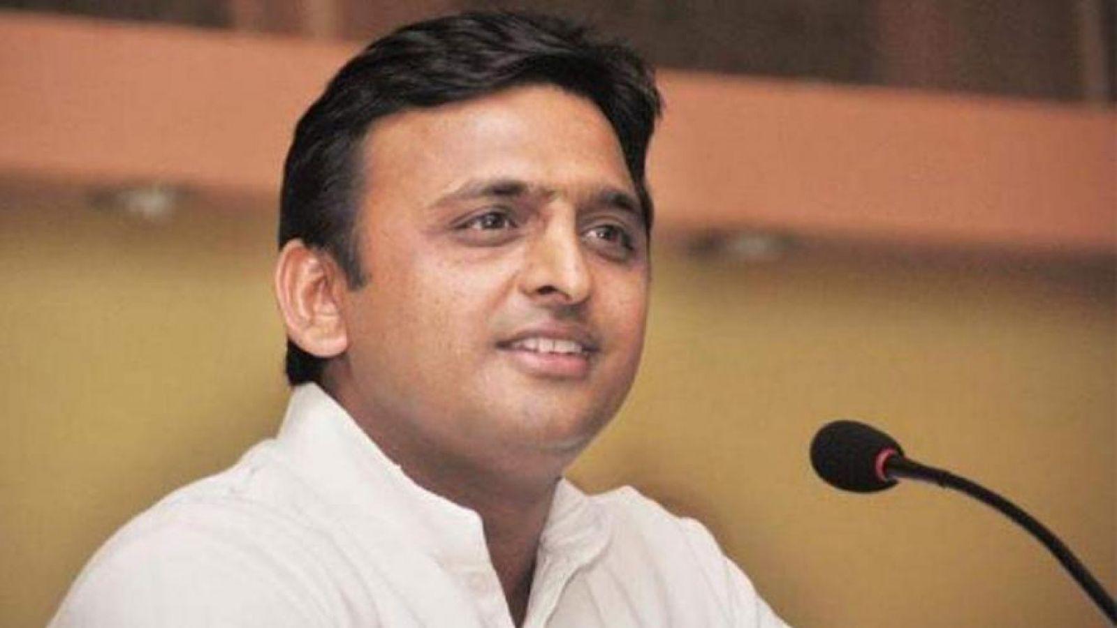 चुनाव प्रचार में अखिलेश का दावा, कहा- भाजपा को काफी पीछे छोड़ देगा महागठबंधन