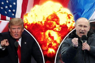 रूस की चेतावनी, सीरिया में हमले बंद करे अमेरिका वरना...