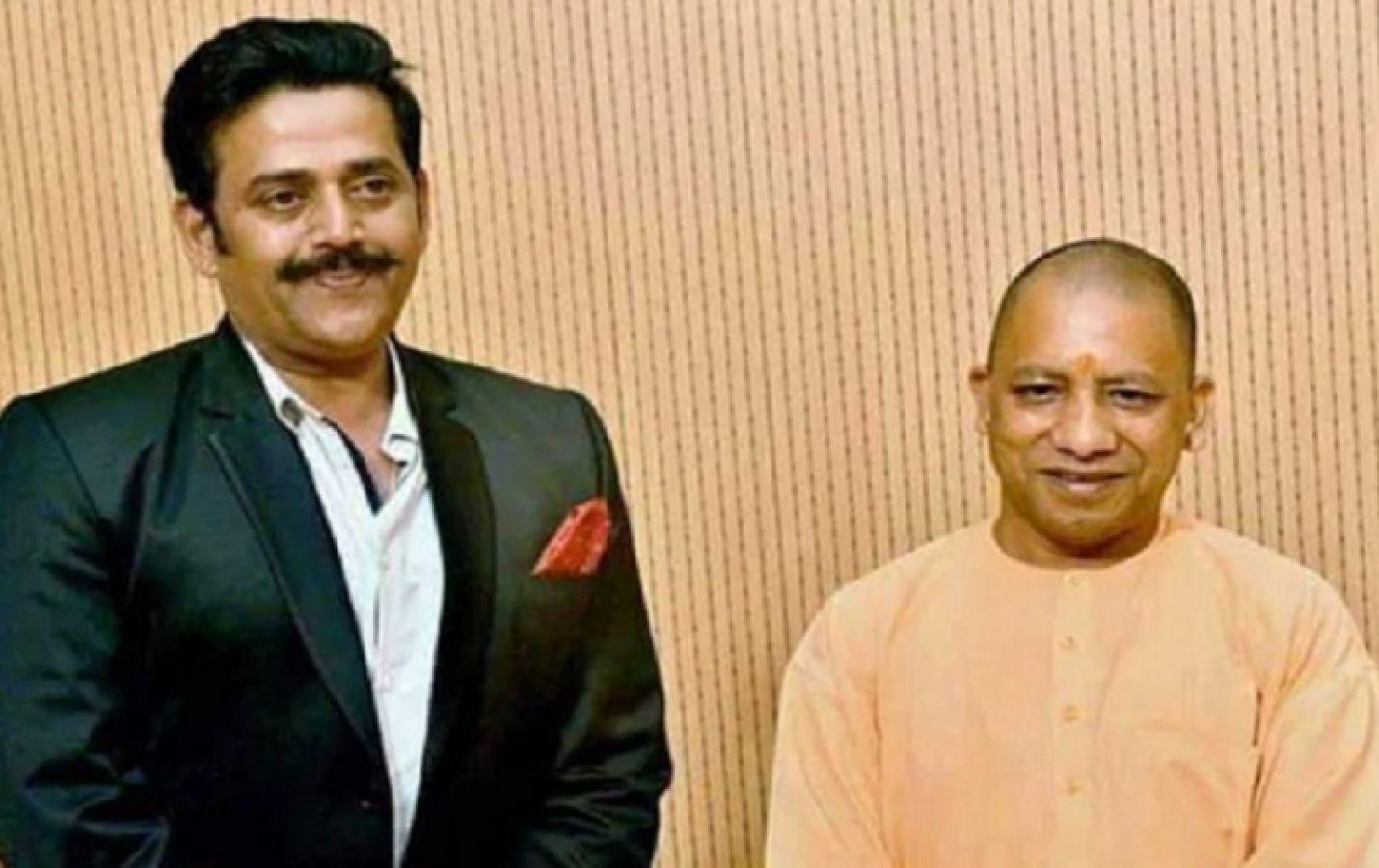 सीएम योगी मेरे श्री राम और मैं उनका भरत, चुनाव में नहीं है चुनौती-  रवि किशन