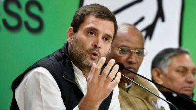 लोकसभा चुनाव: आप-कांग्रेस गठबंधन पर लग सकती है मुहर, राहुल गाँधी से चर्चा कर रहे पीसी चाको