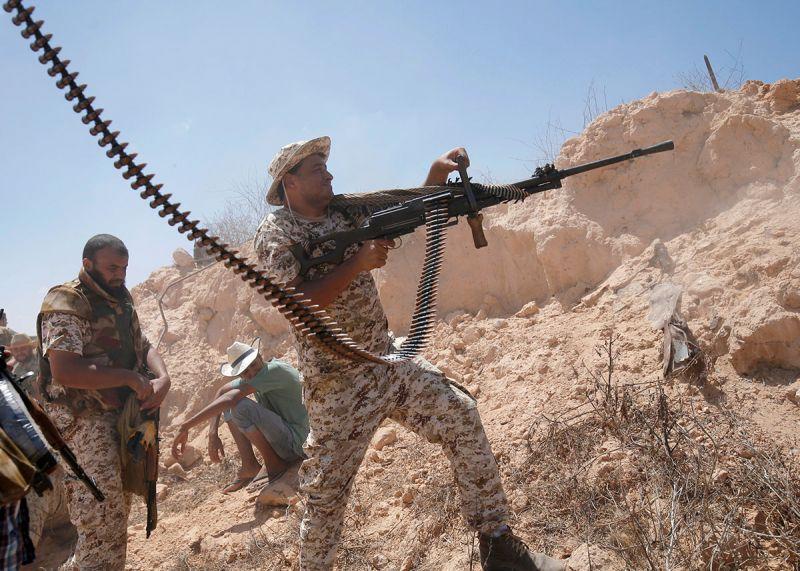 लीबिया में नहीं थम रहा संघर्ष, WHO की रिपोर्ट में खौफनाक खुलासा