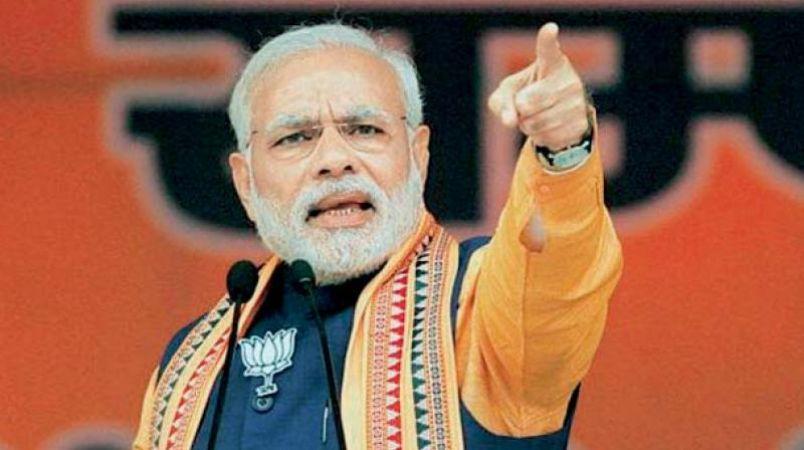आज से राजस्थान दौरे पर पीएम मोदी, दो दिन में होंगी चार सभाएं