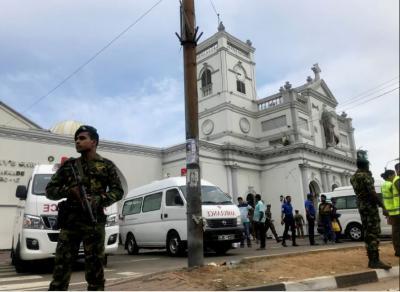 Sri Lanka Blasts: Virat Kohli, Rohit & Other Cricketers Condemn Sri Lanka Serial Blasts