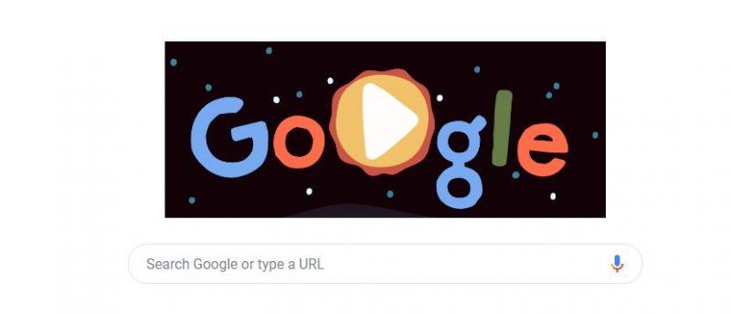 गूगल ने खूबसूरत डूडल से बताया Earth Day का महत्व