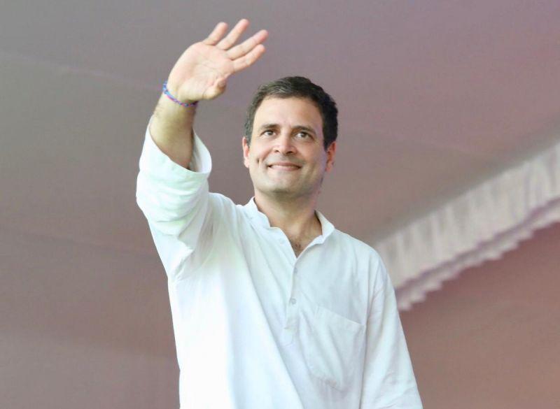 मध्य प्रदेश के इन दो शहरों में चुनावी सभाओं को सम्बोधित करेंगे राहुल गांधी