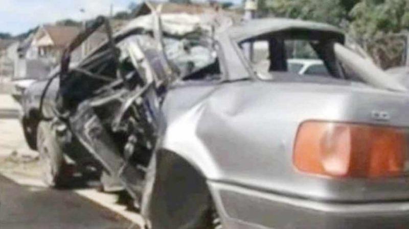 हरदा में भीषण सड़क हादसा, चार की मौत एक घायल