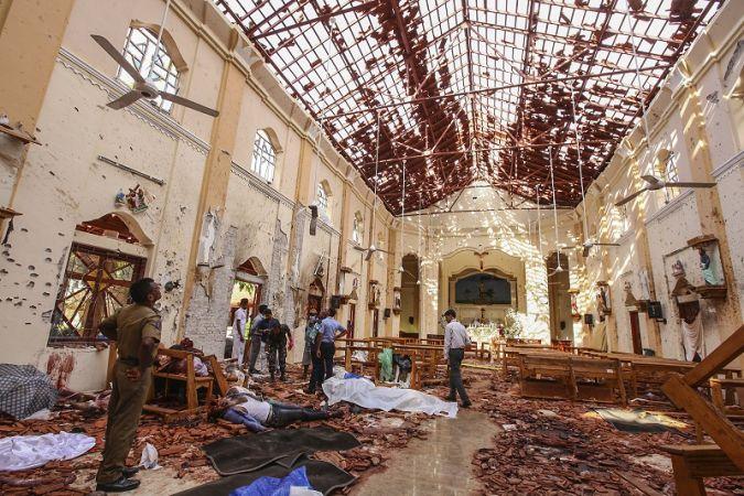 श्रीलंका ब्लास्ट में बड़ा खुलासा, IS के आतंकियों ने किया था हमला