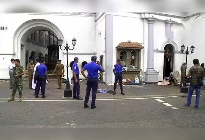 श्रीलंका बम धमाकों में मरने वाले भारतीयों की संख्या बढ़कर 10 हुई