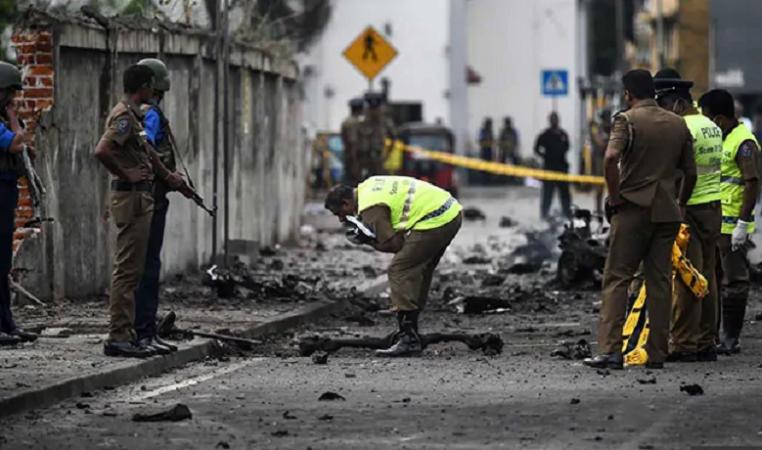 एक बार फिर आतंकी करतूत से कांपा श्री लंका, कोलंबो में एक और भीषण विस्फोट