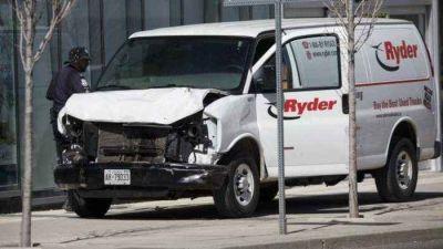 टोरंटो वैन हमले में ड्राइवर का ख़ुलासा