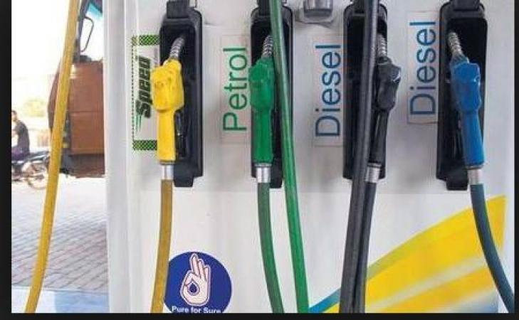Petrol unchanged while Diesel Prices hiked…read detail inside