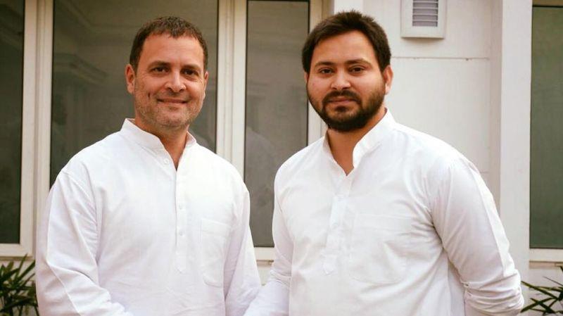 लोकसभा चुनाव: आज समस्तीपुर में चुनावी बिगुल फूंकेंगे राहुल, तेजस्वी भी रहेंगे मौजूद