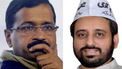 भाजपा का आप विधायक पर आरोप, कहा -कर रहे दिल्ली वक़्फ़ बोर्ड का गलत इस्तेमाल