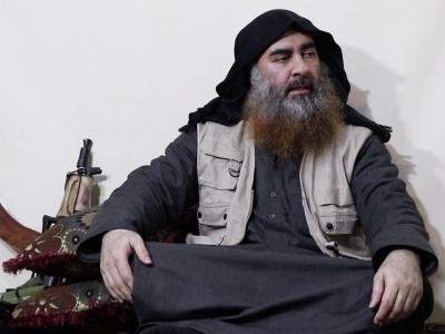 VIDEO: 5 साल बाद नज़र आया ISIS का सरगना बगदादी, कही ये बात
