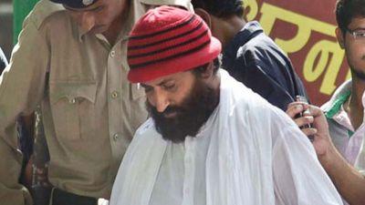 दुष्कर्म मामले में नारायण साईं को उम्रकैद, अदालत ने एक लाख का जुर्माना भी लगाया