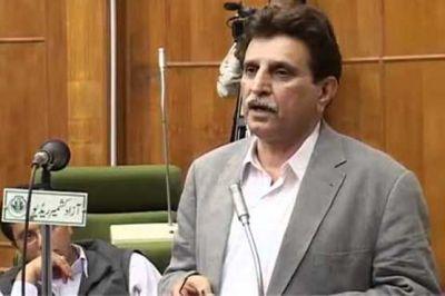 पाक अधिकृत कश्मीर के प्रधानमंत्री के बयान से पाकिस्तान में मची हलचल