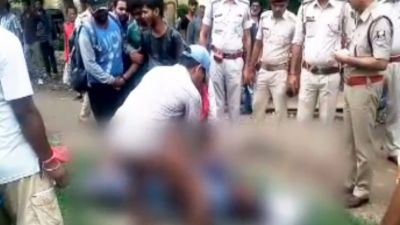 JDS MLAs son found dead on the railway tracks in Patna