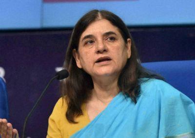 महिलाओं और बच्चों के लिए बनेंगे 1000 की क्षमता वाले शेल्टर होम : मेनका गांधी