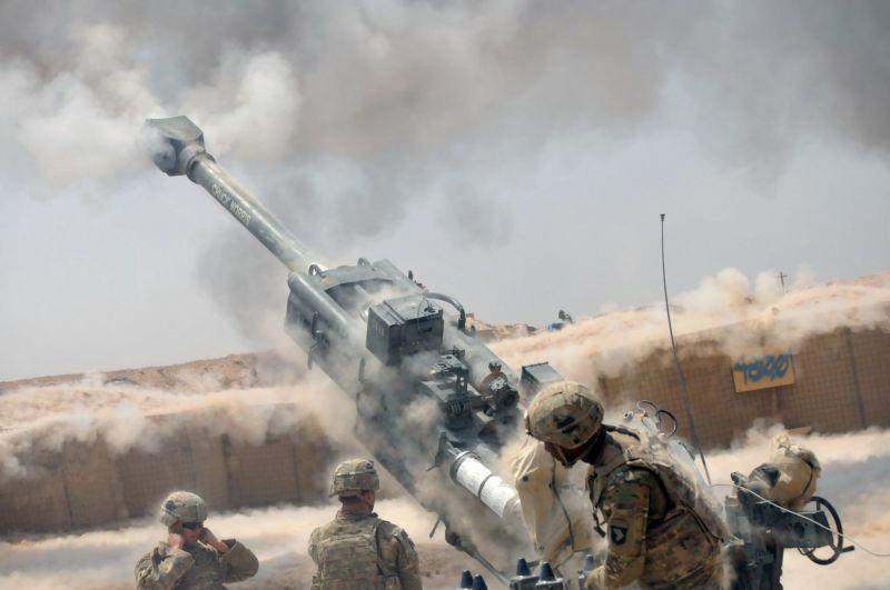 अमेरिकी हवाई हमले में 28 आईएस आतंकी ढेर