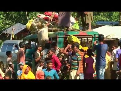 जम्मू में रोहिंग्या की झुग्गियों में मिले 30 लाख रूपए कैश, तीन गिरफ्तार