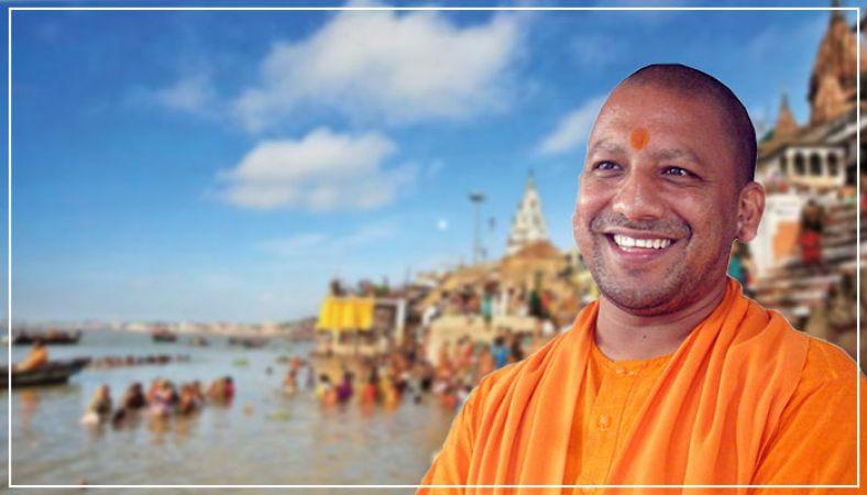 अब गंगा नदी में नहीं गिरेगा कोई नाला : योगी आदित्यनाथ
