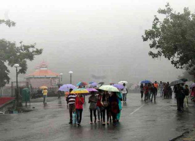 हिमाचल में भारी बारिश का कहर, 12 लोगों की मौत