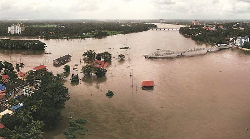 केरल पर गहराता संकट, मौसम विभाग ने जताई अगले 48 घंटों में भारी बारिश की आशंका