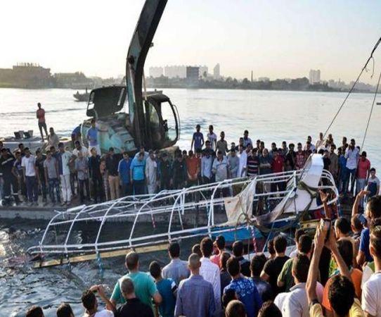 सूडान में नील नदी में स्कूली बच्चों से भरी नाव डूबी, 22 बच्चों की मौत