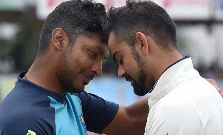 कोहली पर निर्भर नहीं टीम इंडिया :  कुमार संगकारा