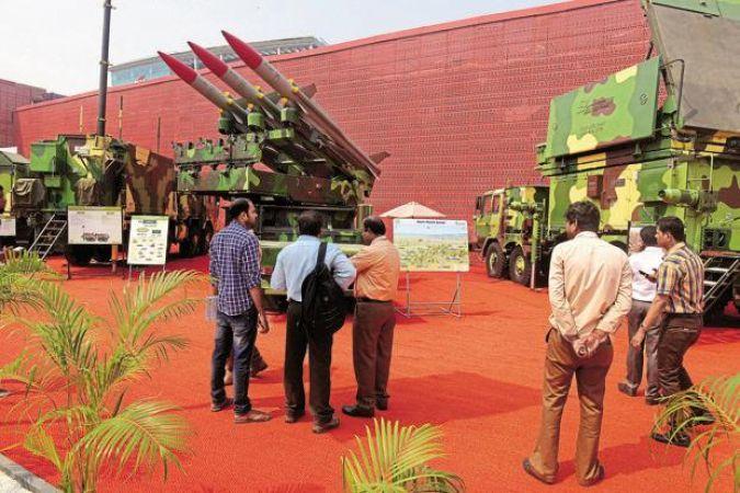 इजरायल नेवी खरीदेगी भारत में निर्मित मिसाइलें