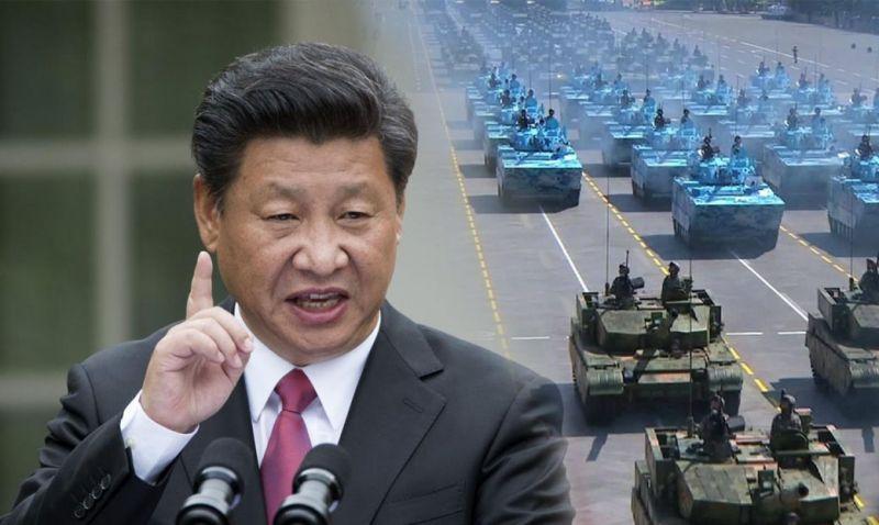पेंटागॉन रिपोर्ट का बड़ा खुलासा, चीन कर रहा अमेरिका पर हमले की तैयारी