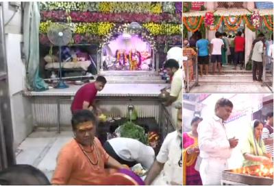 Sawan Month 2018 : सावन के आखिरी सोमवार को शिव दर्शन के लिए भक्तों की उमड़ी भीड़