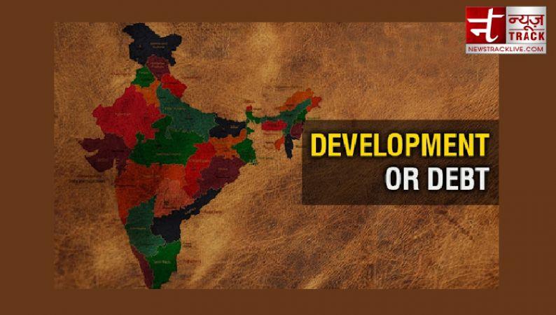 क़र्ज़ के मामले में पाकिस्तान से आगे है भारत, हर व्यक्ति पर इतना है क़र्ज़ का बोझ